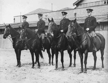 Mounted Unit History