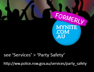 MyNite Party Safety