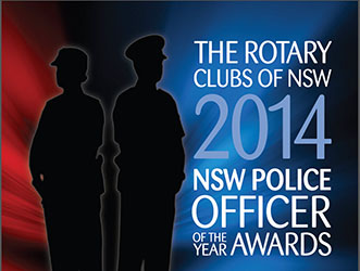 2014 NSW Police Officer of the Year Awards