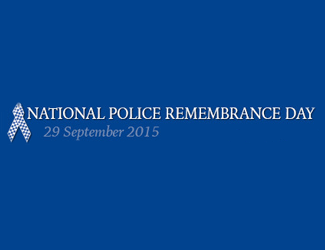 2015 National Police Remembrance Day