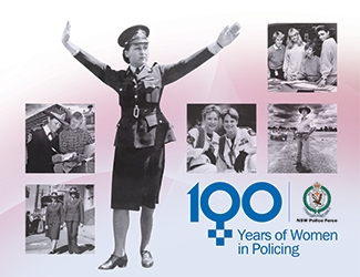 Celebrating 100 years of women in policing in 2015