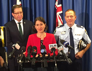 New Police Commissioner for NSW