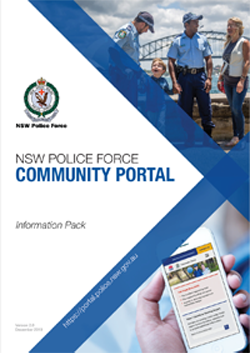 Community Portal Information Pack Cover