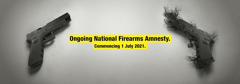 Ongoing National Firearms Amnesty