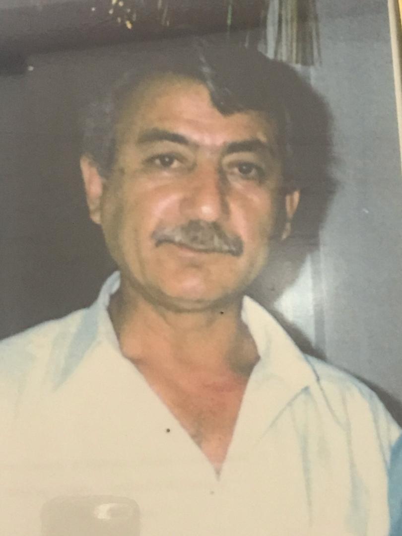 Portrait of Mr Hasan Dastan