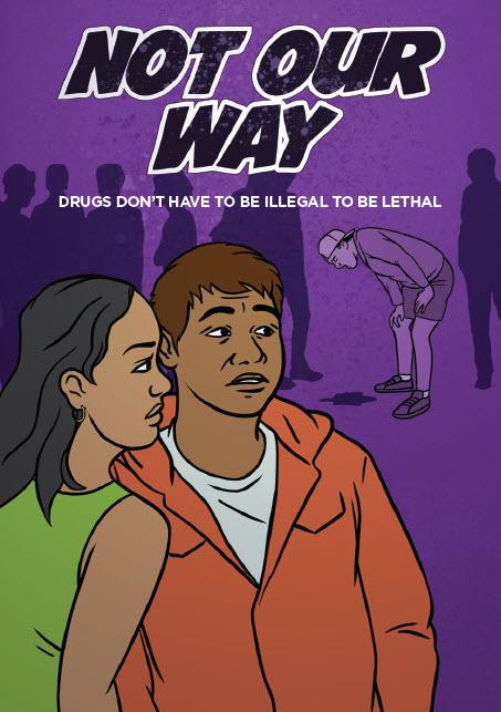 Pharma story book cover