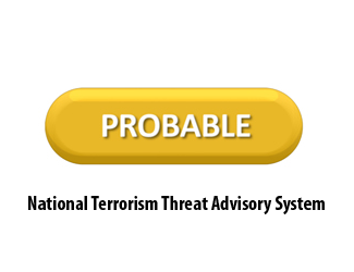National Terrorism Threat Advisory System